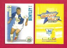 Blackburn Rovers David Bentley England (SO07)